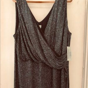 Formal Floor Length Dress, Sz 28, Catherine's